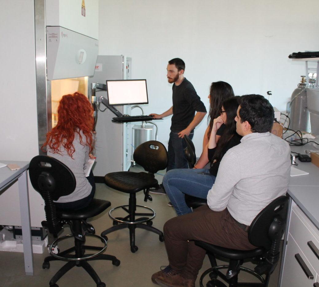 Instalare si training pentru utilizarea bioimprimantei, in cadrul UPB